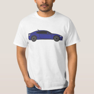 Blue Big BRZ T-Shirt