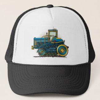 Blue Big Dozer Tractor Hats