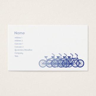 Blue Bike - Business Business Card