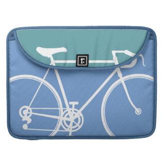"Blue Bike design Macbook Pro 15"" Laptop Case Sleeves For MacBooks"