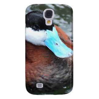 Blue Billed Duck iPhone 3G Case Samsung Galaxy S4 Cover