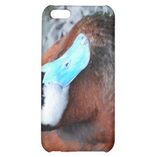 Blue Billed Duck iPhone 4 Case