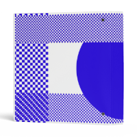 blue binder
