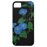 Blue Bindweed iPhone 5 Cases