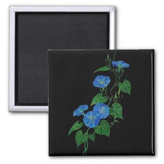 Blue Bindweed Magnet