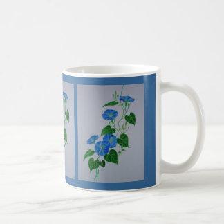 Blue Bindweed Mug
