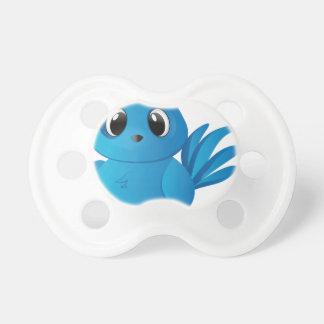 Blue Bird 2 BooginHead Pacifier