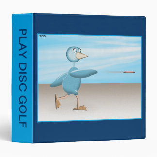 Blue Bird 3 Ring Binder