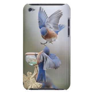 Blue Bird Barely There iPod Cases