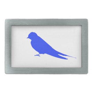 Blue Bird Belt Buckle