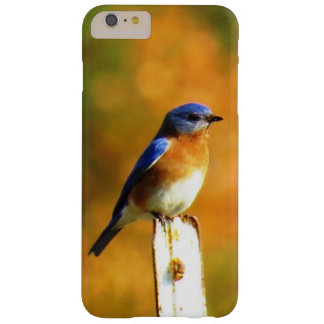 Blue Bird in Fall! Barely There iPhone 6 Plus Case