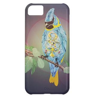 Blue Bird iPhone 5C Case