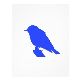Blue Bird Letterhead