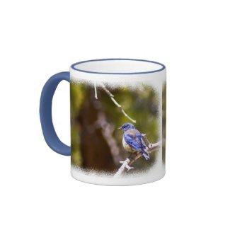 Blue Bird Mug mug