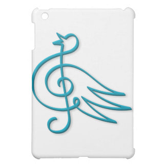 Blue bird music cover for the iPad mini