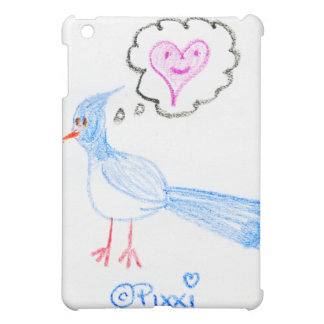 Blue Bird of Happiness Ipad Case