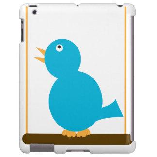 Blue Bird on a Perch