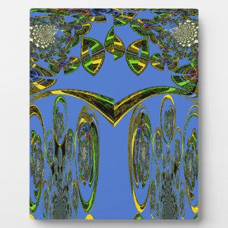 Blue bird plaques