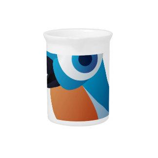 Blue Bird png Beverage Pitchers
