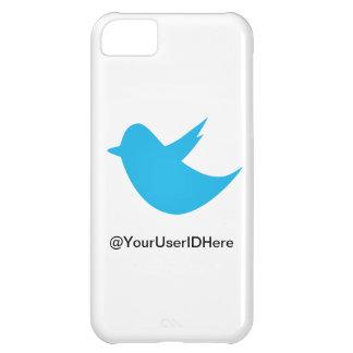 Blue Bird Social Media iPhone 5C Covers
