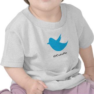 Blue Bird Social Media Tshirt