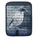 Blue Bird Song iPad Sleeves