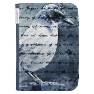 Blue Bird Song Kindle Keyboard Cases