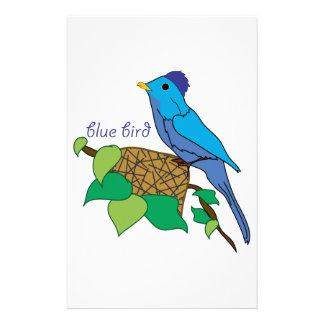 Blue Bird Stationery Design