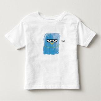 """Blue """"bird."""" the shirt! toddler t-shirt"""