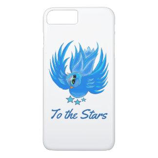 Blue Birdie Phone Case