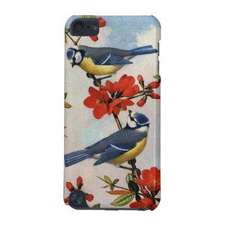 Blue Birds Perch On Branch Speck iPod Case