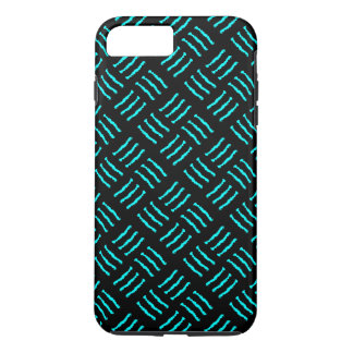 Blue & Black Claw marks iPhone 8 Plus/7 Plus Case