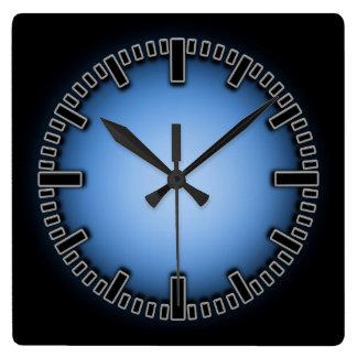 Faded wall clocks zazzle - Numberless clock ...