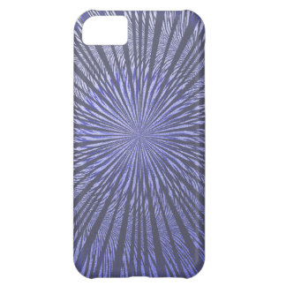 Blue Black Illusion iPhone 5C Cases