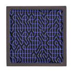 Blue Black Maze Premium Gift Box