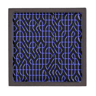 Blue Black Maze Premium Gift Boxes