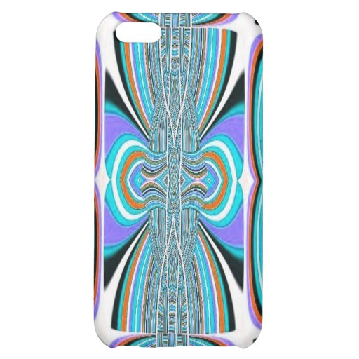 Blue Blade Abstract Speck Case iPhone 5C Cases