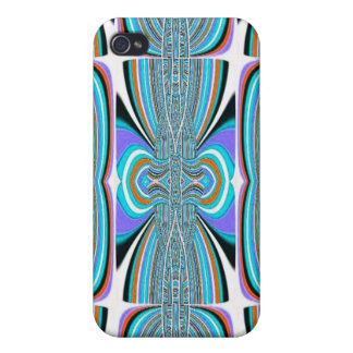 Blue Blade Abstract Speck Case iPhone 4/4S Case