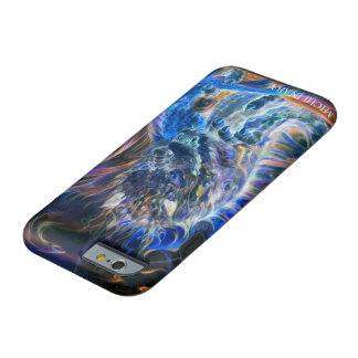 Blue Blame Dragon.青炎龍 Tough iPhone 6 Case