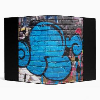 Blue Blob Binder