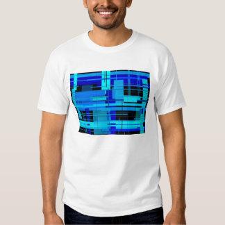 Blue Block Shirt