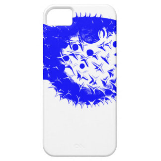 Blue BlowFish Multi-color Coral Sea Vibrant Color iPhone SE/5/5s Case