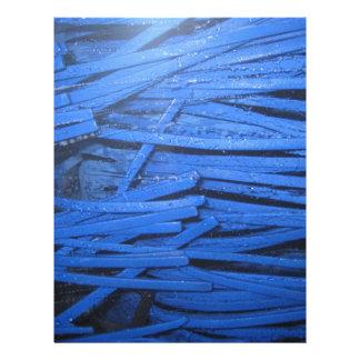 Blue Blur Letterhead