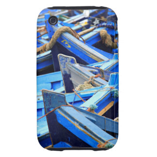 Blue Boats iPhone 3 Tough Cases