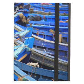 Blue Boats iPad Air Cover