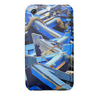 Blue Boats iPhone 3 Case
