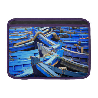 Blue Boats Sleeve For MacBook Air