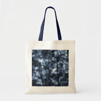 Blue Bokeh Tote bag