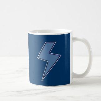 Blue Bolt Coffee Mug