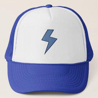 Blue Bolt Trucker Hat